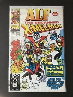 Alf Digest #1,#2 These Are Near Mint Unread !!!