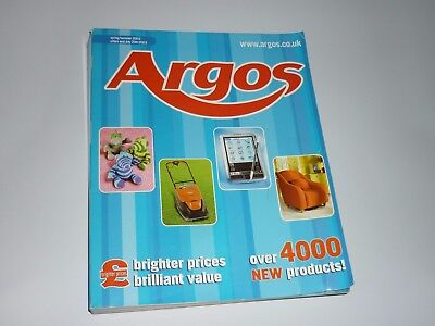 Argos Catalogue Spring Summer 2003  RARE