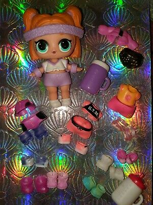 🛍️Lol Surprise doll Sprints with loads of extra accessories 🛍 genuine