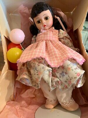 Happy Birthday Pink Outfit #100325 Americana Series 1993 Madame Alexander Doll
