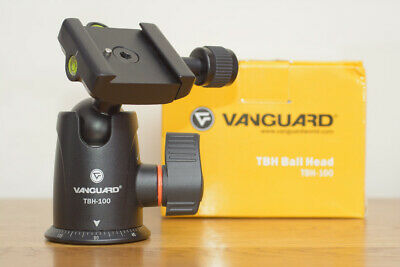 Vanguard TBH-100 Ball Head in Excellent Condition, Almost Unused, Arca Swiss