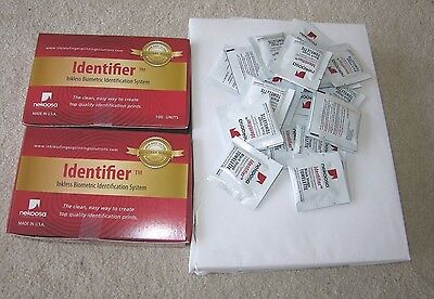 Huge Lot Of Inkless Wipes & Paper For Hand & Foot Print Kits Baby Pet Paw Prints