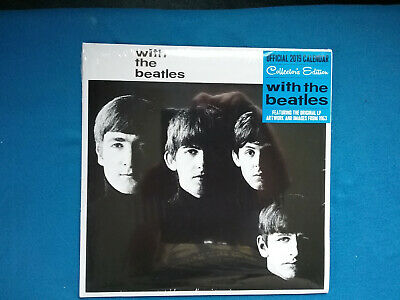 Brand New Official 2019 Calendar With The Beatles - Collectors Edition - Sealed