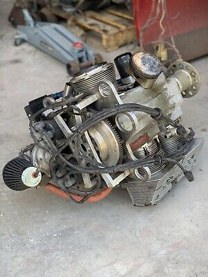 CONTINENTAL O-200-D COMPLETE Engine 365 Since New