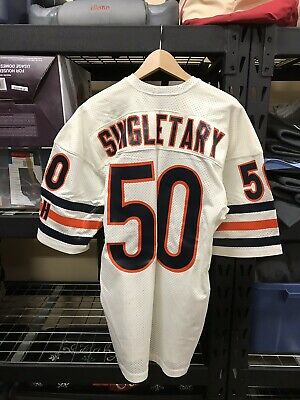 1980's Chicago Bears Mike Singletary Authentic Wilson Jersey