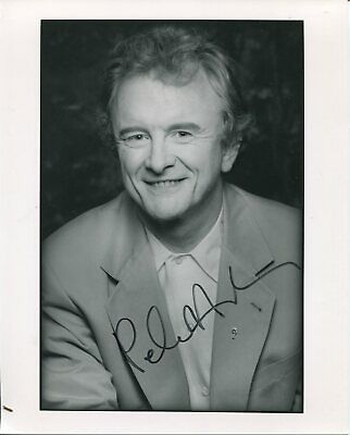 Peter Asher British Singer Peter and Gordon Producer Signed Autograph Photo