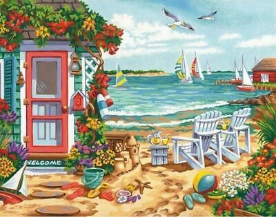 DPW91676 - Paintsworks Paint by Numbers - Summertime