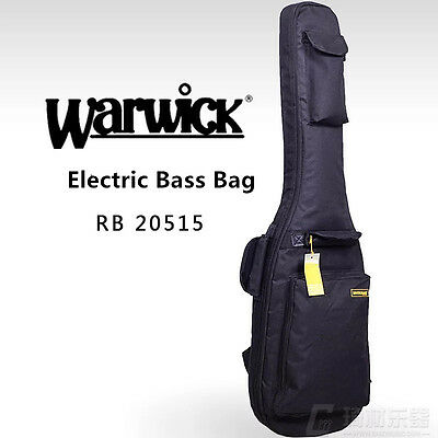 NEW WARWICK For Normal Size Electric Bass Guitar Gig bag Soft case 15mm Ibanze