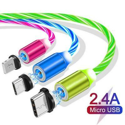 Trinity Magnetic Absorption Data Cable 3 in1 360-Degree Innovative Streamer-2019