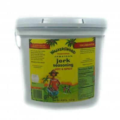 Walkerswood Traditional Jamaican Jerk Seasoning (Hot & Spicy)- 4.2kg