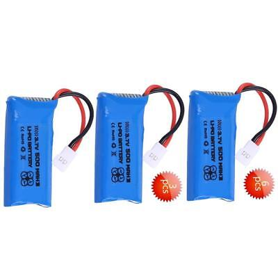ENGPOW 3.7V 500mAh 25C Rechargeable LiPo Battery Accessory for JJRC RC Drone ❤lo