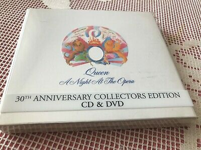 "Queen ""A Night At The Opera"" CD/DVD Anniversary Edition"