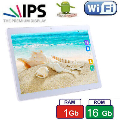 """Tablet Pc 9.6"""" Ips 1200*800 Quad Core Ram 1Gb Rom 16Gb Android"""