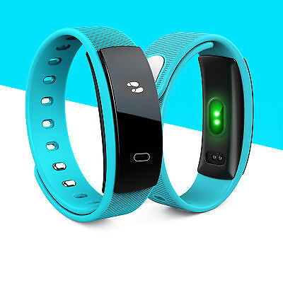 Activity FITNESS TRACKER Smart Watch STEP Count BLUETOOTH ANDROID IOS Bracelet