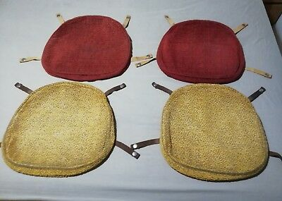 Vintage Ercol Windsor cushion covers Retro Mid Century Used