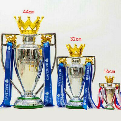 Barclays Cup Replica Premier League Football Championship Trophy Resin Model