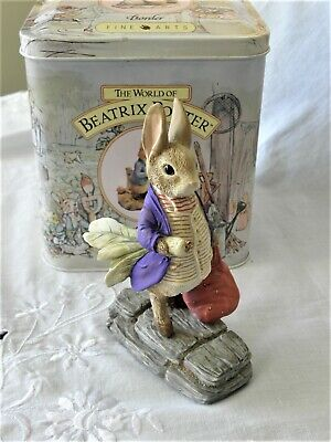 Border Fine Arts ~ Beatrix Potter ~ Old Mr Bunny ~Bp28 ~ Style One