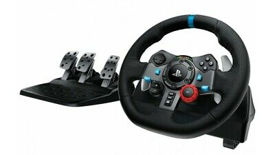 Logitech G29 Driving Force Racing Wheel Pedals For PS3 / PS4 & PC