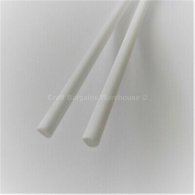 "9"" Long CAKE DOWELLING Rods Support Tiered Cakes Sugarcraft DOWELS 2 x DOWELS"