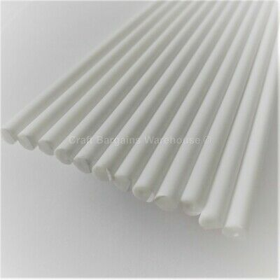 "9"" Long CAKE DOWELLING Rods Support Tiered Cakes Sugarcraft DOWELS 12 x DOWELS"