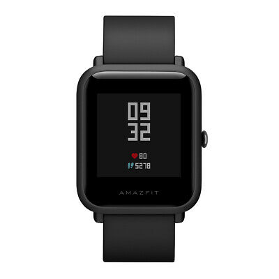 "Xiaomi Huami AMAZFIT Bip Smartwatch 1.28"" Waterproof Heart Rate Sleep Monitor"