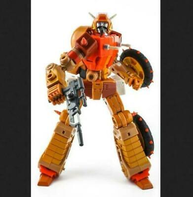Transformers KFC Toy Masterpiece MP Crash Hog Wreck-Gar Figure in Stock MISB