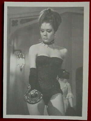THE AVENGERS - Card #43 - SNAKES ALIVE - Cornerstone 1992 - Diana Rigg