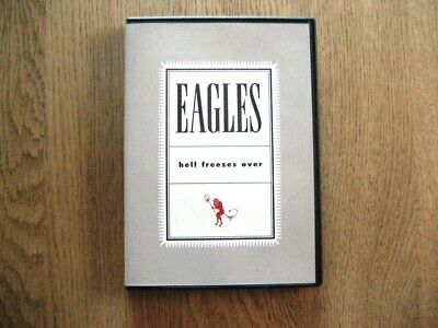 The Eagles: Hell Freezes Over Region 2 PAL DVD Like New!