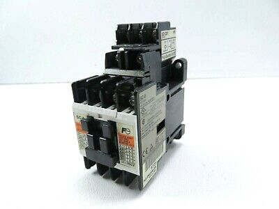 Fuji Electric SC-0 SC13AA Contactor w/ SZ-CD1