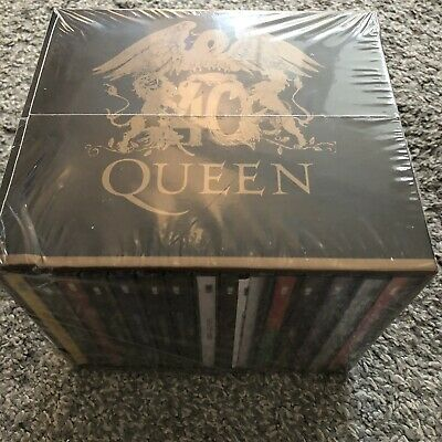 Queen - Queen 40th Anniversary Collector's Cd Boxset -  New And Sealed