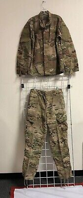 NEW US ARMY - Air Force OCP Uniform Coat and Trouser Small