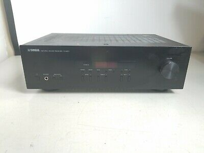 Yamaha R S201 Natural Sound Receiver Good Condition Used
