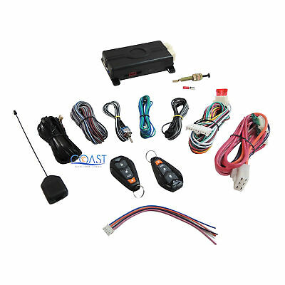 Viper 1-Way 4-Button Remotes Car Remote Start System Keyless Entry 4105V