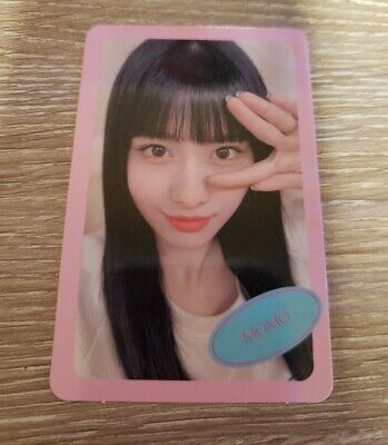 Momo Official Photocard Twice 7th Mini Album *Fancy You* Genuine Kpop