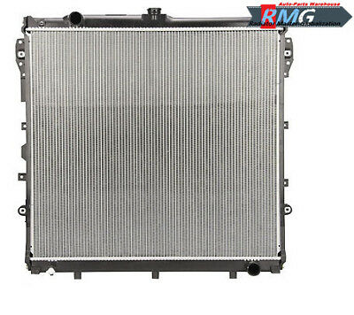 2994 Radiator For 2007-2013 Toyota Tundra 08-14 Sequoia 4.6L 5.7L V8 Only