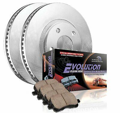 AutoSpecialty KOE1687 1-Click OE Replacement Brake Kit - NEW - FREE SHIPPING!