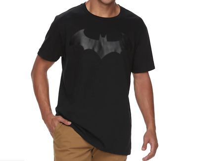 BATMAN BLACK on BLACK HUSH t-shirt the DARK KNIGHT tee graphic novel comic DC