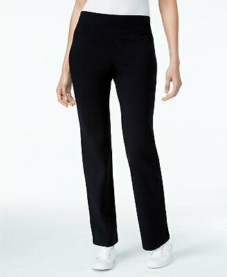 Style & Co Tummy-Control Bootcut Pull-on Pants, Created for Macys Size small