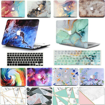"""2in1 Hard Protective Case+Keyboard Cover for Macbook Air 13 """" A1369 A1466 A1932"""