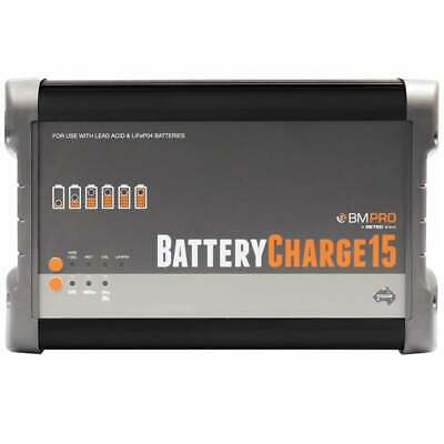 Couplemate 15 Amp Battery Charger BMPRO