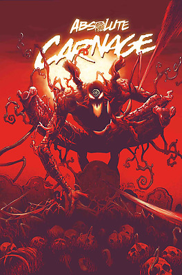 Absolute Carnage #1 Cover A-D Bundle - Marvel Comics