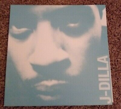 "Beats Batch 2 by J Dilla 10"" Vinyl EP Record Like New"