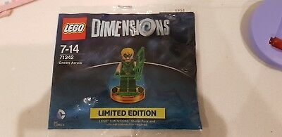 Green Arrow Lego Dimensions Figure Limited Edition
