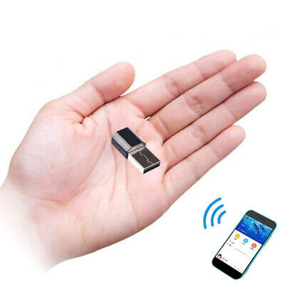 USB Wireless bluetooth 3.5mm AUX Audio Stereo Music Receiver Adapter Car Home AU