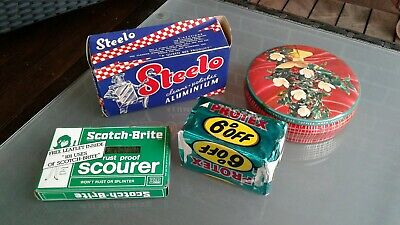 Australian Vintage household items excellent condtion free post