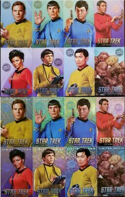 Dave and Buster's Star Trek TOS Regular & LIMITED ED Coin Pusher Cards Tribbles
