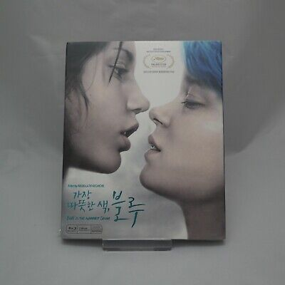 Blue Is The Warmest Color - Blu-ray Slip Case Edition