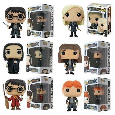 Action Figure Toys Harry Potter Hermione Granger Severus Snape Funko Pop Vinyl