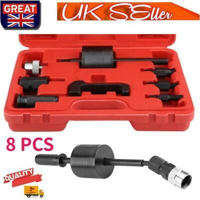 Carbon Steel Diesel Injector Puller Extractor Set for Mercedes CDI 646 647  +Box