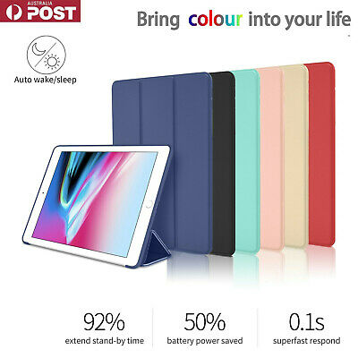 Shockproof Smart iPad Cover Case for iPad 9.7 gen 5th 6th Auto Wake/Sleep